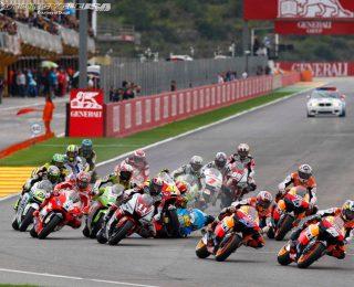 Moto GP le mans 2011