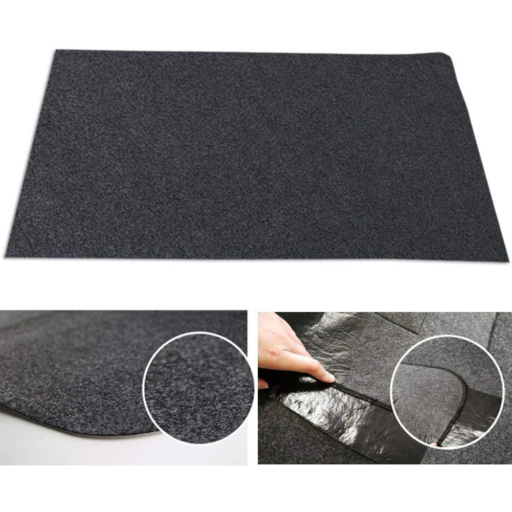 Tapis de protection PVE pour grillades et garages,tapis de terrasse et de protection anti-glisse antidérapant durable antifouling résistant...