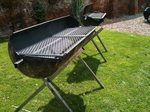 comment faire un barbecue avec un f t. Black Bedroom Furniture Sets. Home Design Ideas