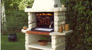 comment monter un barbecue en siporex. Black Bedroom Furniture Sets. Home Design Ideas