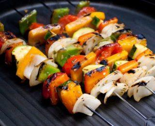 Comment faire un barbecue sans viande ?