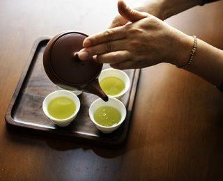 Effets bénéfiques à boire du thé vert Gunpowder
