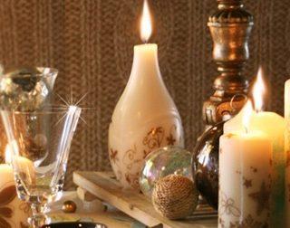 Bougies de paraffine Vs bougies naturelles