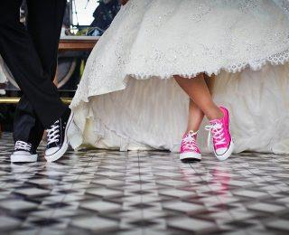 Choisir la robe de mariée courte qui convient à votre morphologie