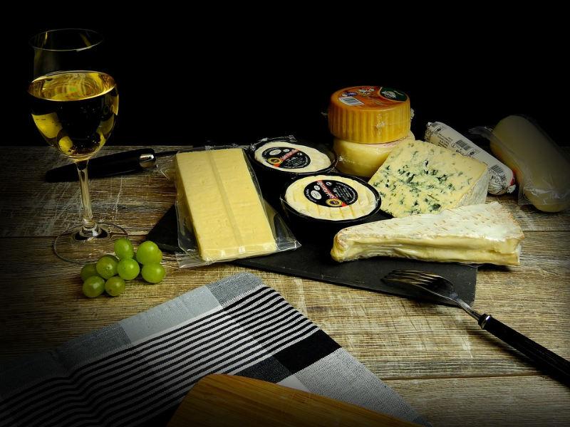 choix vin pour fromage pate molle