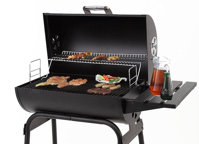 barbecue fait maison bidon simple fabriquer un barbecue fabriquer un barbecue original en ides. Black Bedroom Furniture Sets. Home Design Ideas