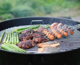Comment utiliser un barbecue rond ?