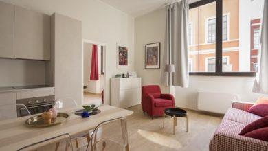 contrôle utile pour les nouveaux locataires d'appartements