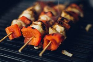 difference bbq plancha
