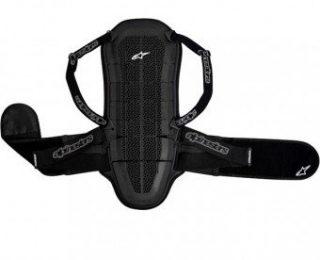 La protection dorsale pour moto
