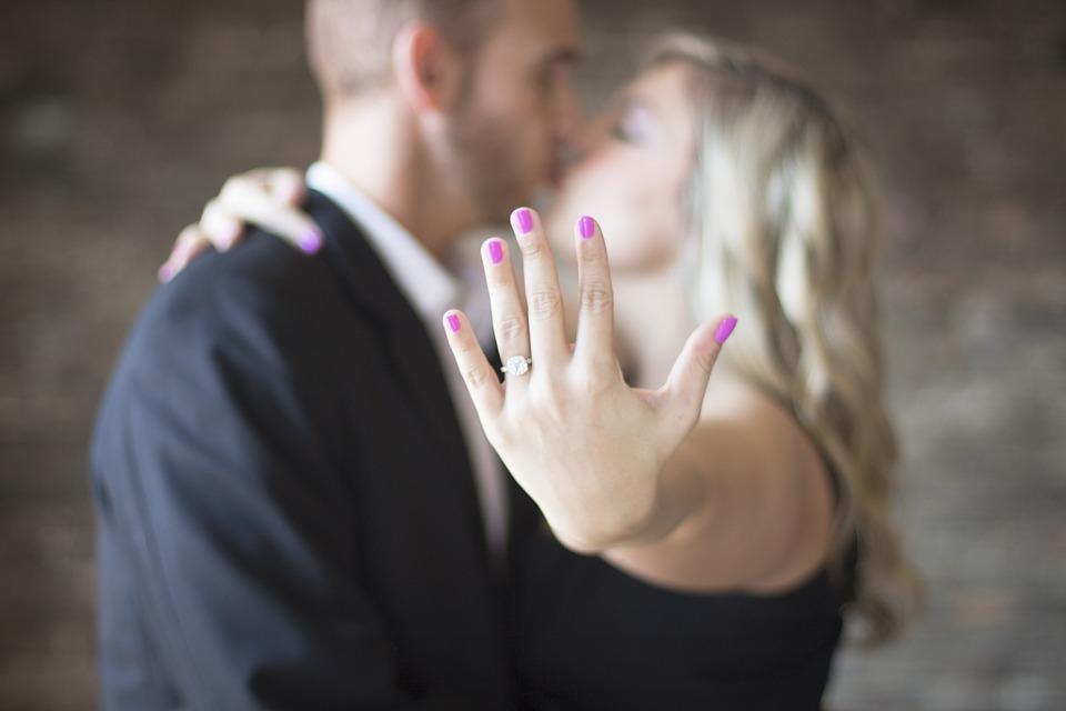Choisir bague de fiançailles