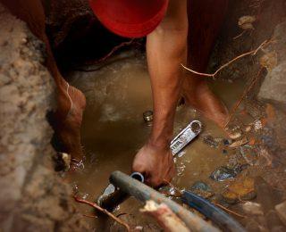 Les principales fuites d'eau à la maison