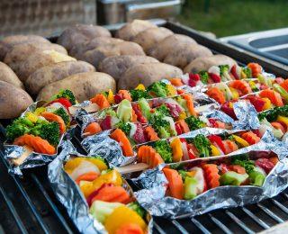Quel légume avec viande barbecue ?