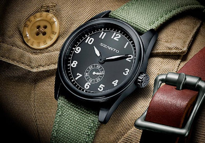 montre homme robuste