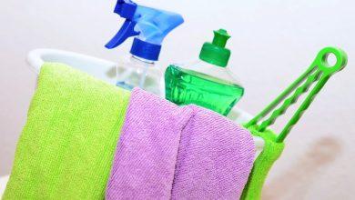 nettoyer la salle de bain