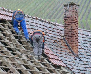 Pourquoi il est important de garder votre toit propre