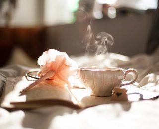 Comment nettoyer une tâche de thé ?