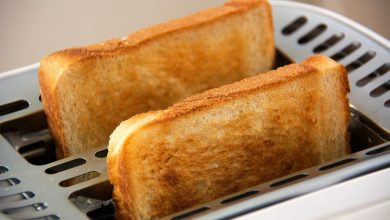 nettoyer un grille-pain