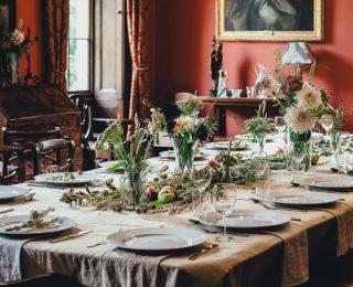 5 conseils pour créer le plan de table de mariage parfait