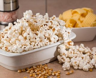 Comment faire du pop-corn au barbecue ?