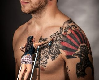 Quelle sorte de tatouage masculin plait aux femmes ?