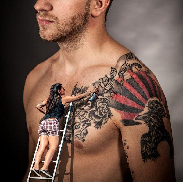 quel tattoo pour homme en couple