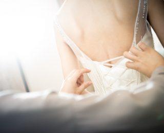 Que porter sous votre robe de mariée