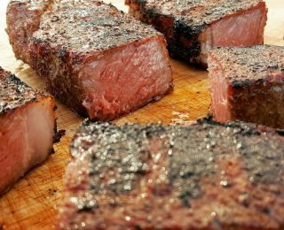 viande et légume grillés bbq photo 06