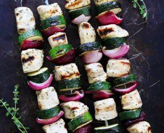 viande et légume grillés bbq photo 12