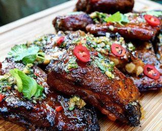 viande et légume grillés bbq photo 18