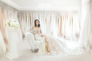 15 détails de robe de mariée qui font toute la différence
