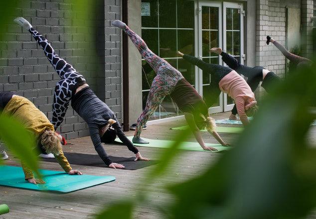 yoga digestion